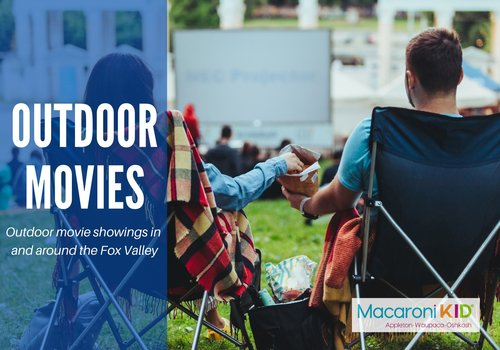 Outdoor movie guide