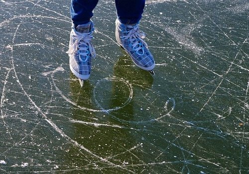 Chestermere Skating