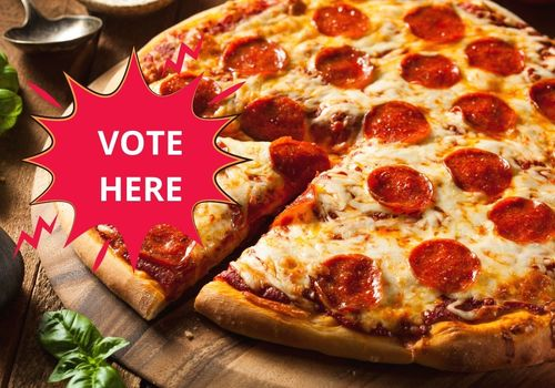 2021 Pizza Contest VOTE HERE