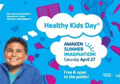 YMCA of Easton, Phillipsburg, and the Surrounding Areas Healthy Kids Day April 26, 2019 Easton PA