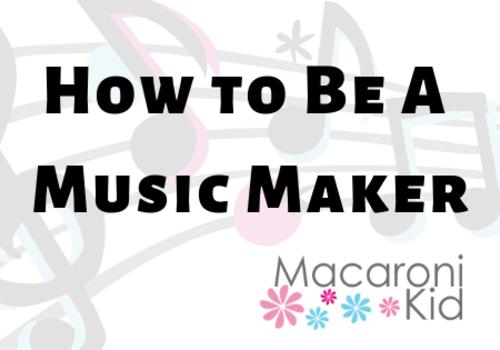 Title image music maker
