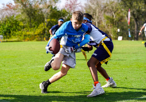 National Flag Football comes to our area