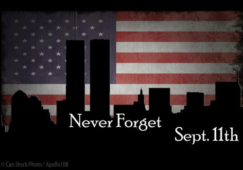 Never Forget Sept. 11th