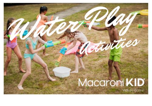 waterplay activities