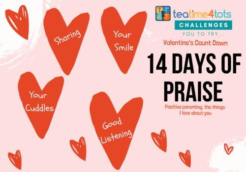 Valentine Activity Positive Parenting