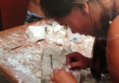 Buried Treasure activity for kids