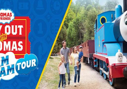 The Steam Team Tour Easton Phillipsburg PA Thomas the Tank Engine #giveaway