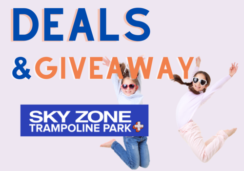 SkyZone Deal and Giveaway