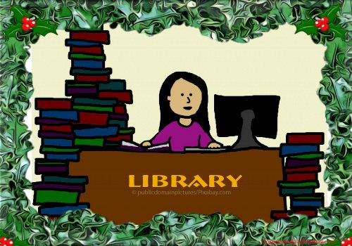 Holiday Events at the Library