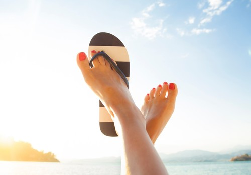 5 Steps To Get Your Feet Sandal-Ready