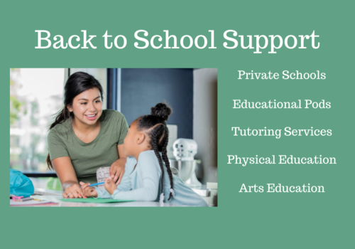 South Shore MA Private Schools, educational pods, tutoring services, physical education, arts education