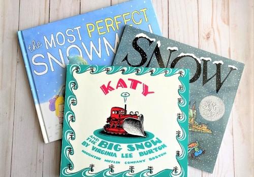 Winter Books List