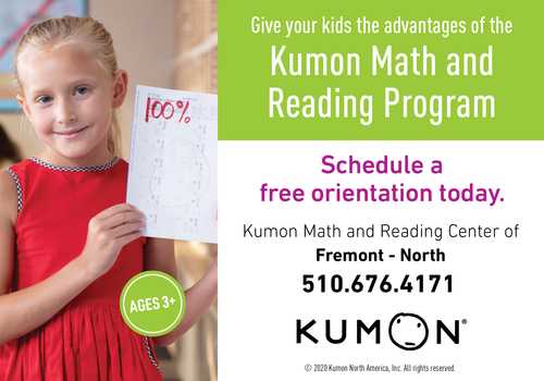 Kumon of Fremont - North