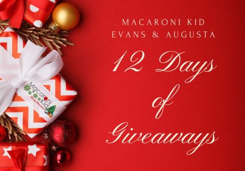giveaway, holiday, Christmas, 12 days
