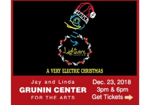 A Very Electric Christmas.Enter To Win Tickets To A Very Electric Christmas