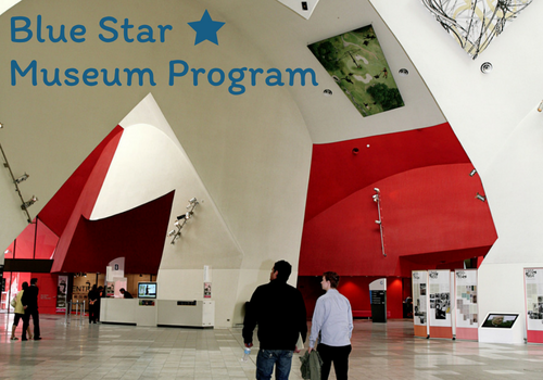 Blue Star Museum Program for Military Families