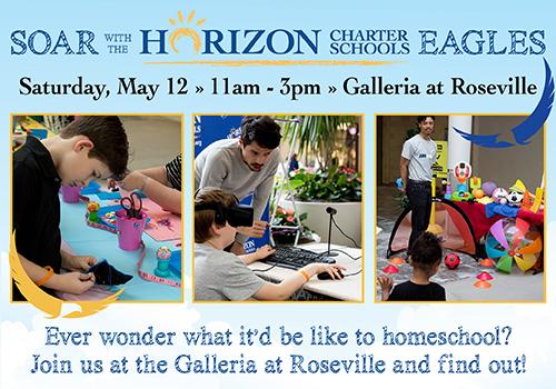 Horizon Charter Soar May 12 Roseville