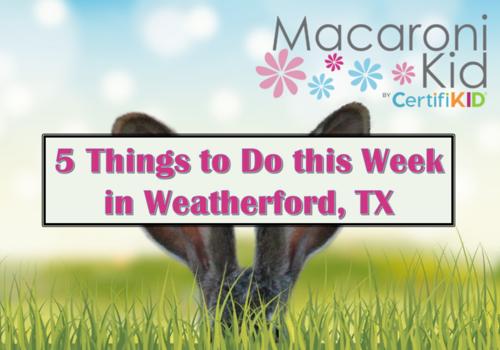 5 Things Weatherford