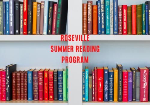 ROSEVILLE SUMMER READING PROGRAM