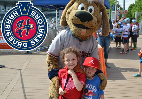 Harrisburg Senators baseball city island things to do activities weekend happenings visit central pa pennsylvania mechanicsburg new cumberland camp hill enola lemoyne linglestown dauphin cumberland