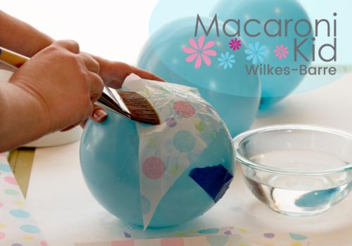 Balloon Mask Craft