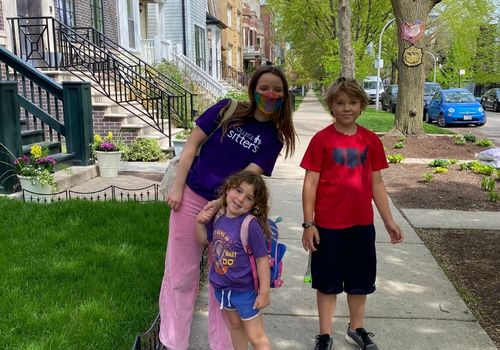 Get a helping hand from College Nannies & Sitters