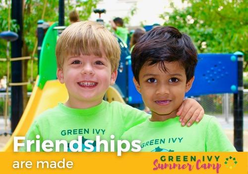 Green Ivy Summer Camp