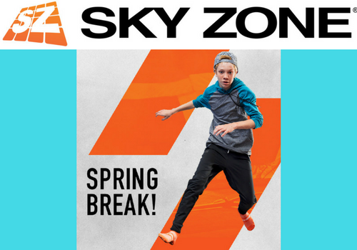 Sky Zone in Hoover is planning an Easter Toddler Time and Specials for Spring Break