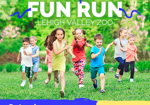 register by May 15 Lehigh Valley Zoo kids fun run
