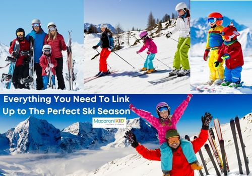 Everything You Need To Link Up To The Perfect Ski Season