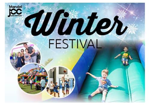 Winter Festival Mandel JCC