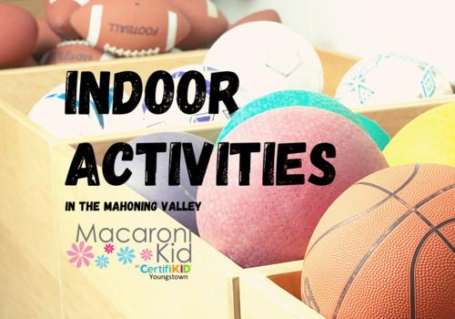 Guide to indoor activities in Youngstown