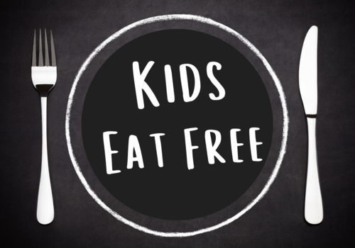 Kids eat free in mahoning valley