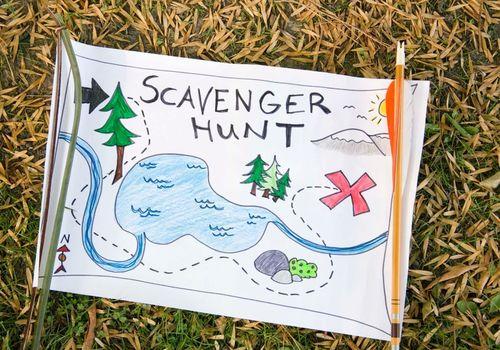 Grand Rapids Neighborhood Scavenger Hunt