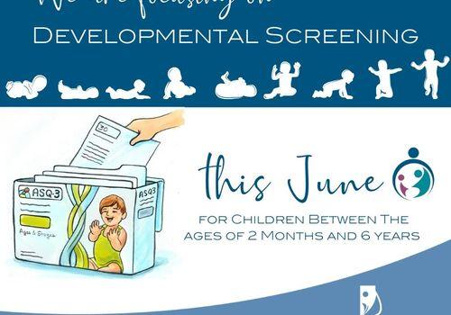 Developmental Screening Chestermere