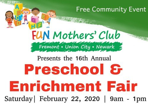 F.U.N. Mothers' Club Preschool & Enrichment Fair 2019