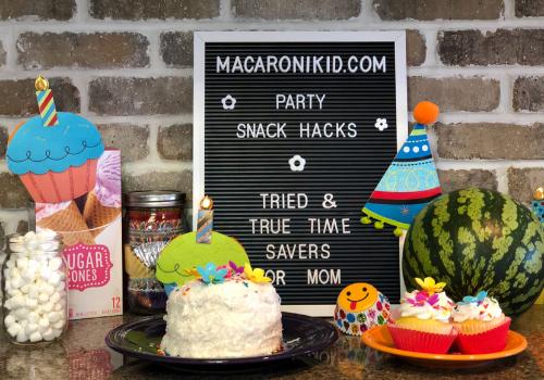 Party Snack Hacks