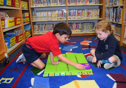 St. Mark's School STEAM Coding Activity
