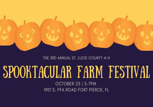 2019 St. Lucie County 4-H Fall Festival