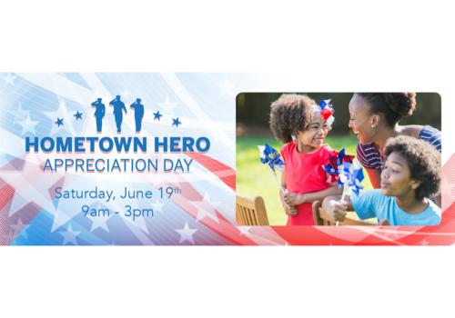 Hometown Hero Appreciation Day with the South Florida Science Center