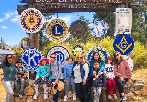 Big Bear California  Press Trip 2019