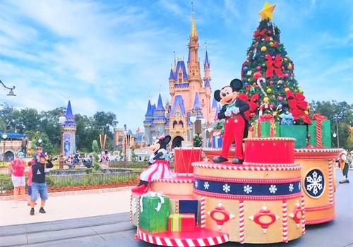 Walt Disney During COVID-19