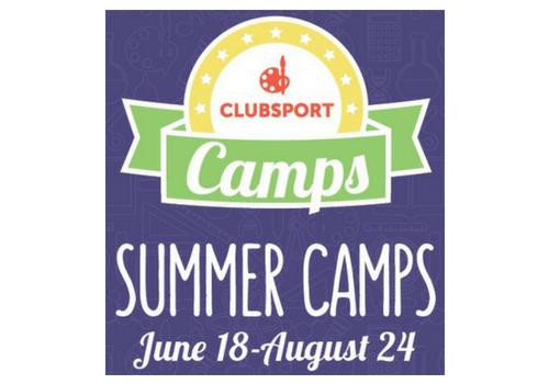 ClubSport Fremont Summer Camp