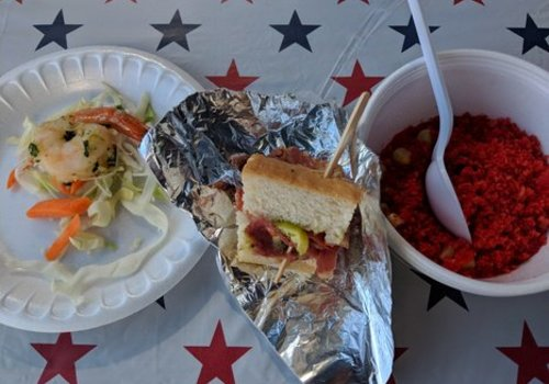 Fair Food from Sacramento County Fair