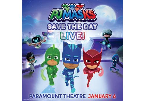 PJ Masks Save the Day Live!