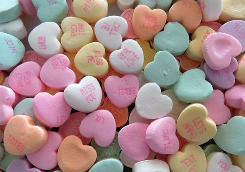 Valentine's Day treats from Small Businesses
