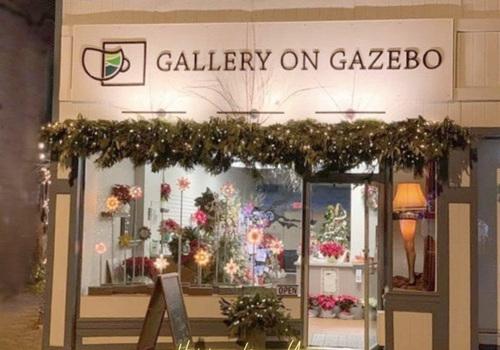 Gallery on Gazebo