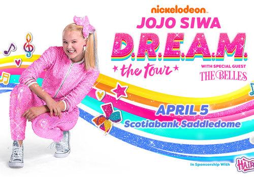 JoJo Siwa's D.R.E.A.M. The Tour Calgary