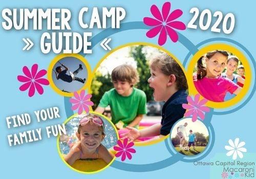 OCR Summer Camp Guide