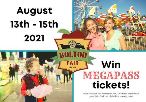 Bolton Fair, Family Fun, Win MEGAPASS Tickets, Macaroni Kid Framingham Natick Sudbury, Ashland, Wayland, Southborough, 138th Bolton Fair